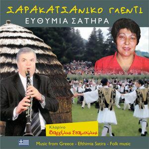 Efthimia Satira 歌手頭像