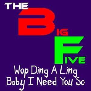 The Big Five 歌手頭像