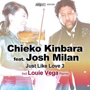 Chieko Kinbara 歌手頭像