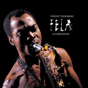 Fela Kuti 歌手頭像