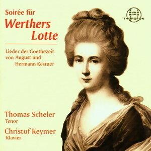 Thomas Scheler, Christof Keymer 歌手頭像