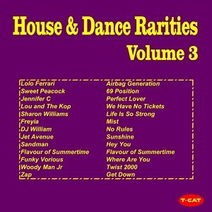 House & Dance Rarities, Vol. 3 歌手頭像