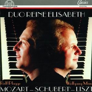 Duo Reine Elisabeth 歌手頭像