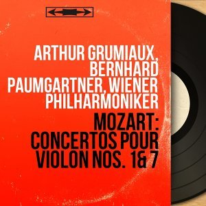 Arthur Grumiaux, Bernhard Paumgartner, Wiener Philharmoniker 歌手頭像