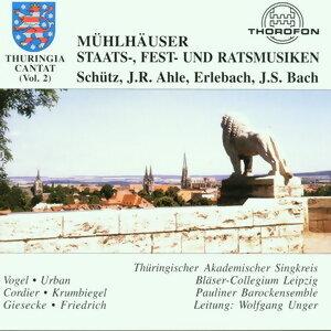 Thuringischer Akademischer Singkreis, Bläser-Collegium Leipzig, Pauliner Barockensemble, Wolfgang Unger 歌手頭像