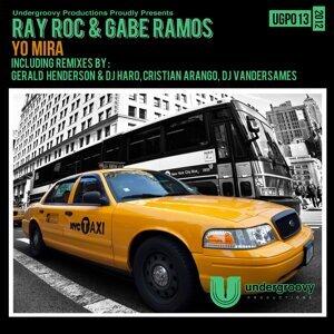 Ray Roc & Gabe Ramos アーティスト写真