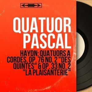 Quatuor Pascal 歌手頭像