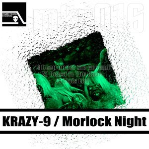 KRAZY-9 アーティスト写真