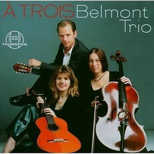 Belmont Trio 歌手頭像