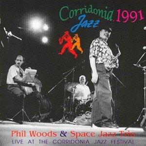 Phil Woods, Space Jazz Trio 歌手頭像