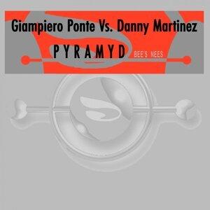 Giampiero Ponte, Danny Martinez 歌手頭像