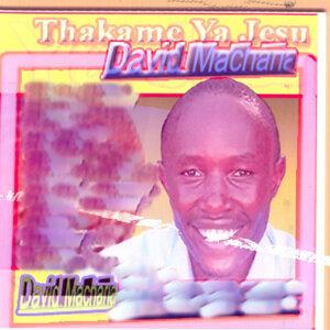 David Macharia 歌手頭像