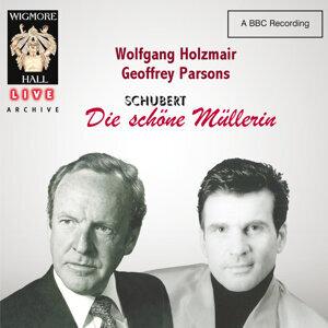 Wolfgang Holzmair, Geoffrey Parsons 歌手頭像