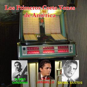 Olimpo Cardenas, Julio Jaramillo, Daniel Santos 歌手頭像