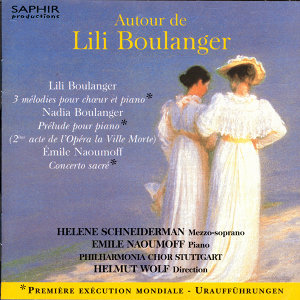 Helene Schneiderman / Emile Naoumoff / Philharmonia Chor Stuttgart / Helmut Wolf 歌手頭像