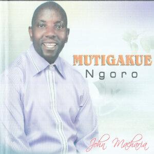 John Macharia 歌手頭像