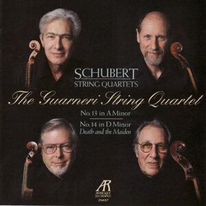 The Guarneri String Quartet 歌手頭像