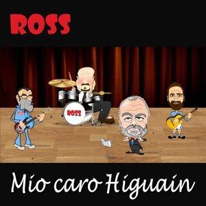 Ross 歌手頭像