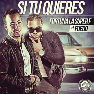Fortuna La Súper F Feat. Fuego 歌手頭像