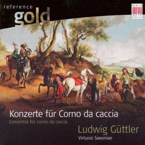 Ludwig Güttler, Virtuosi Saxoniae アーティスト写真