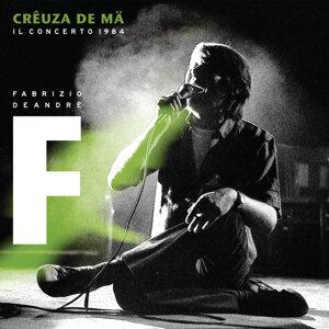 Fabrizio De Andrè 歌手頭像