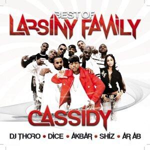 Cassidy, Dj Thoro, Akbar, Shiz, Ar Ab, Dice 歌手頭像