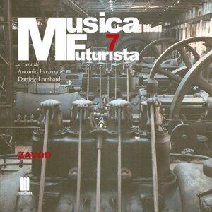 Musica futurista, Vol. 7 歌手頭像