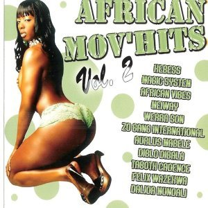 African Mov'hits, Vol. 2 歌手頭像