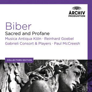 Paul McCreesh,Gabrieli Consort & Players,Musica Antiqua Köln,Reinhard Goebel 歌手頭像