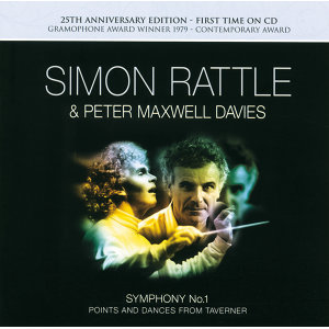 Philharmonia Orchestra,Fires Of London,Sir Peter Maxwell Davies,Simon Rattle 歌手頭像