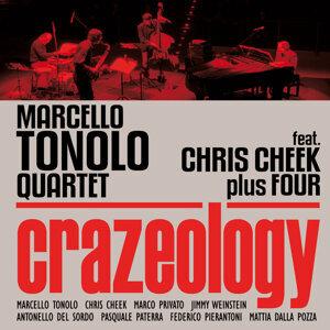 Marcello Tonolo Quartet 歌手頭像