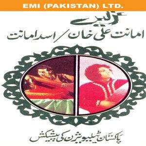 Amanat Ali Khan | Asad Amanat 歌手頭像