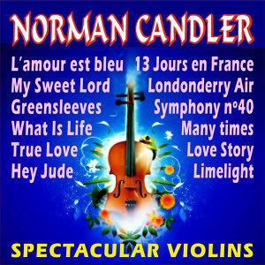 Norman Candler 歌手頭像