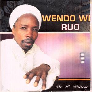 Dr P. Wairegi 歌手頭像