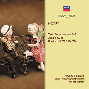 Royal Philharmonic Orchestra,Mayumi Fujikawa,Walter Weller 歌手頭像