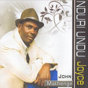 John Mathenge 歌手頭像