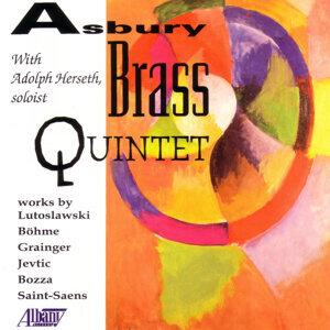 The Asbury Brass Quintet 歌手頭像