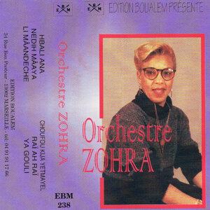 Orchestre Zohra 歌手頭像