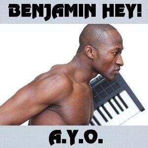 Benjamin Hey! 歌手頭像