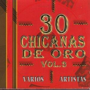 30 Chicanas De Oro 歌手頭像
