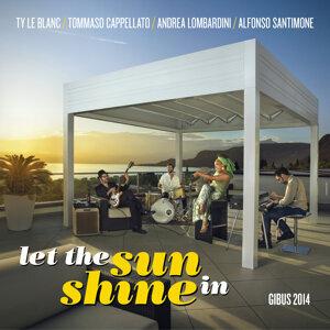 Ty Le Blanc, Tommaso Cappellato, Andrea Lombardini & Alfonso Santimone 歌手頭像