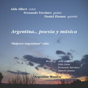 Aida Albert, Fernando Tavolaro & Daniel Zisman Quintet 歌手頭像