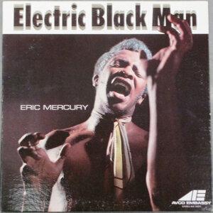 Eric Mercury 歌手頭像