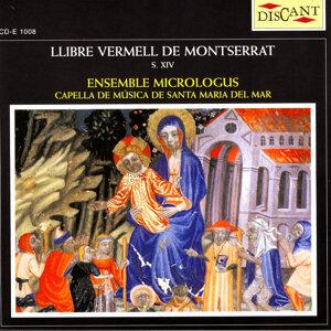 Ensemble Micrologus & Capella De Música De Santa Maria Del Mar 歌手頭像