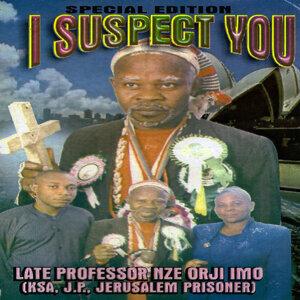 Late Professor Nze Orji Imo 歌手頭像