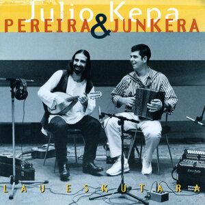 Kepa Junkera & Julio Pereira 歌手頭像