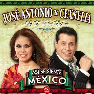 Jose Antonio Y Cexsylia 歌手頭像