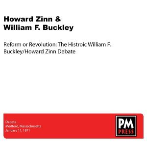 Howard Zinn & William F. Buckley 歌手頭像