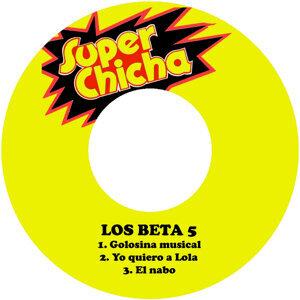 Los Beta 5 歌手頭像