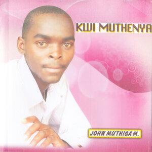 John Muthiga M 歌手頭像